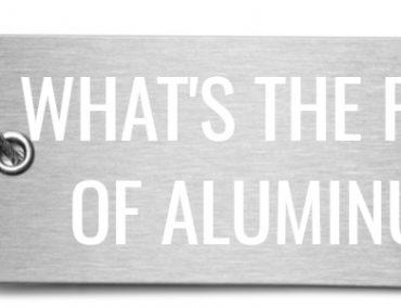 What's the Price of Aluminum?